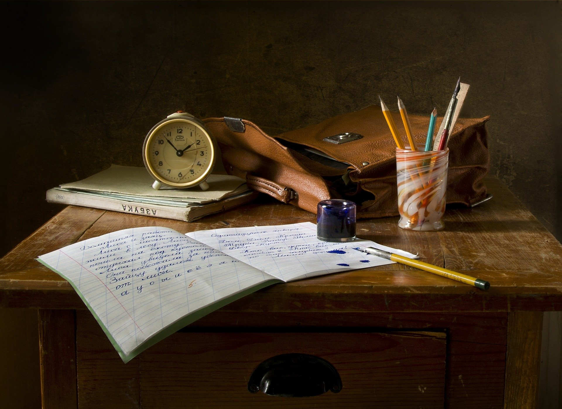 Writing Prompts Desk Lesson Pros 365