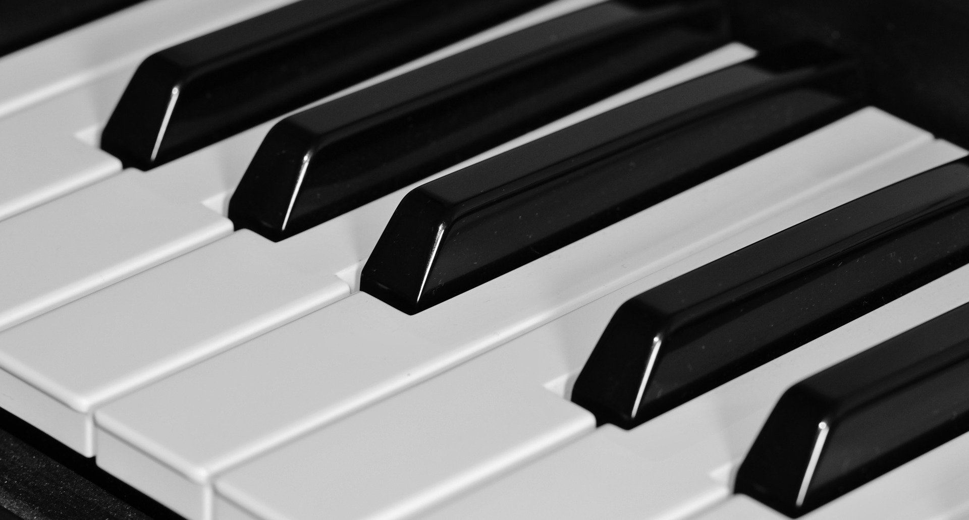 weighted keys piano