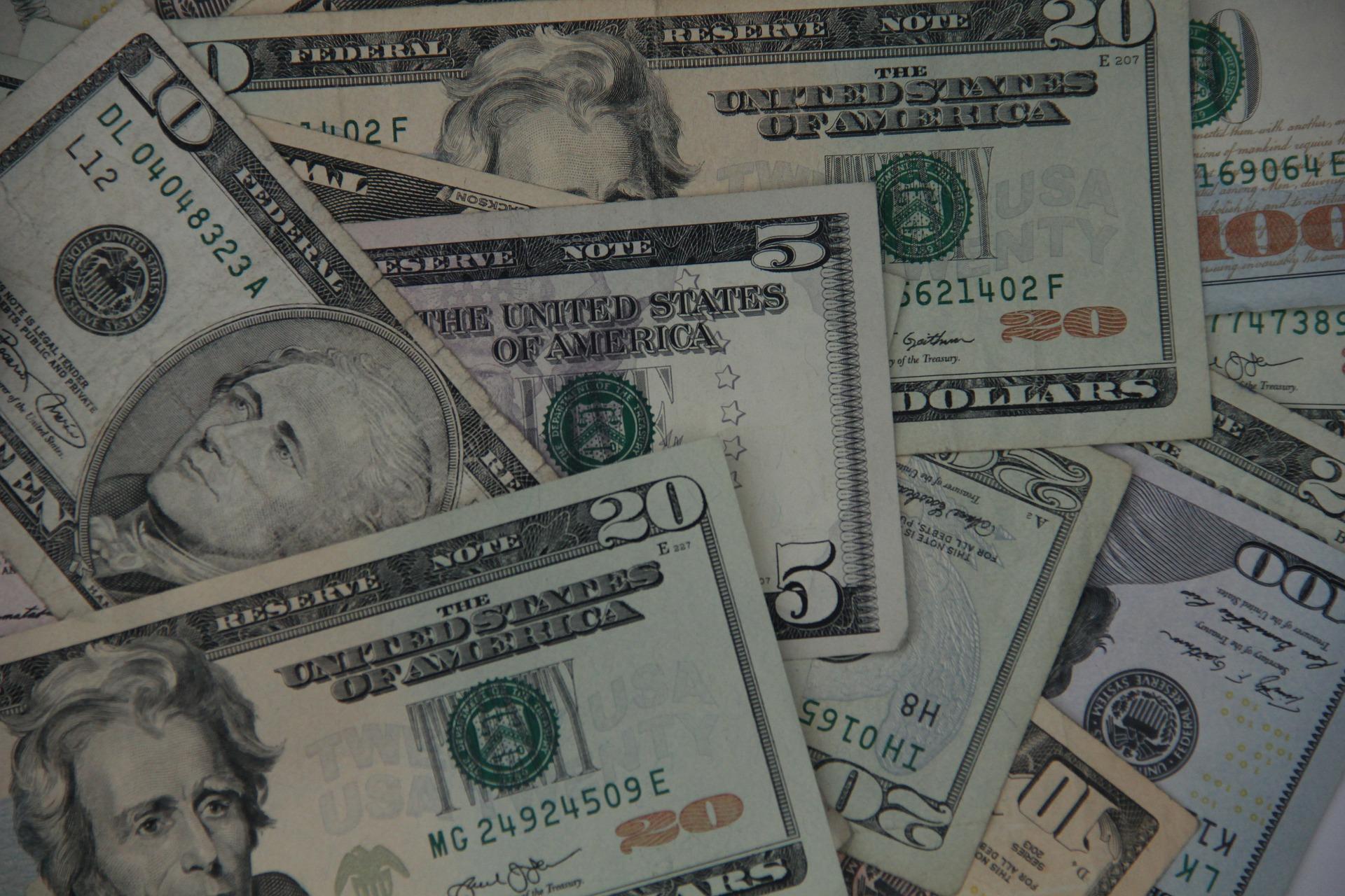 Pile of Money - Lesson Pros