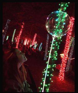 LarryFest Bluegrass Festival Girl with Ball